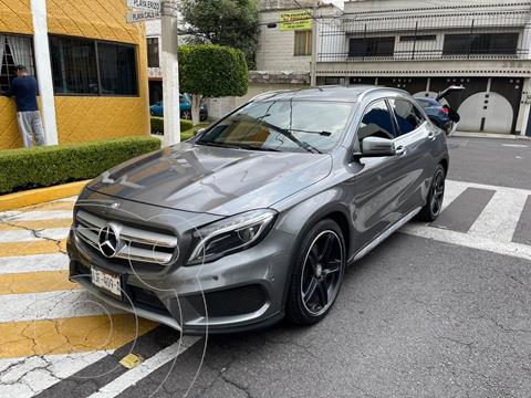 Mercedes Clase GLA 250 CGI Sport Con Techo Aut usado (2016) color Gris precio $369,900