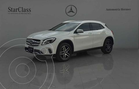 Mercedes Clase GLA 200 CGI Sport Aut usado (2019) color Blanco precio $499,900