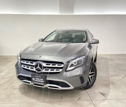 Mercedes Clase GLA 200 Sport Aut usado (2019) color Gris precio $540,000