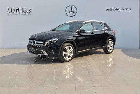 Mercedes Clase GLA 200 CGI Sport Aut usado (2017) color Negro precio $379,900