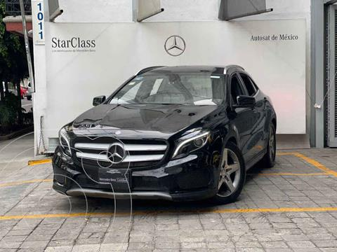 Mercedes Clase GLA 250 CGI Sport Aut usado (2017) color Negro precio $480,000