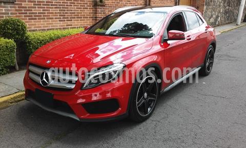 Mercedes Clase GLA 250 CGI Sport Aut usado (2014) color Rojo precio $230,000