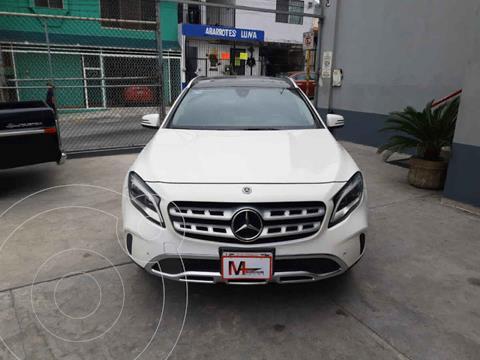 Mercedes Clase GLA 200 CGI Sport Aut usado (2019) color Blanco precio $495,000