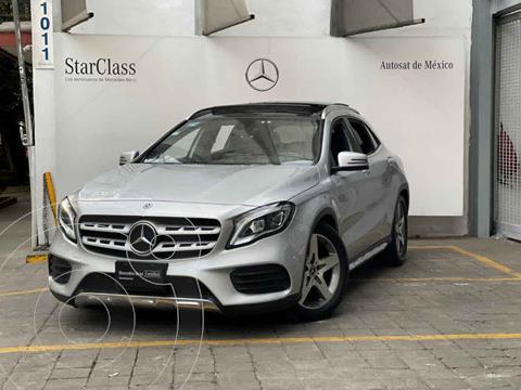 Mercedes Clase GLA 250 CGI Sport Aut usado (2019) color Plata precio $530,000