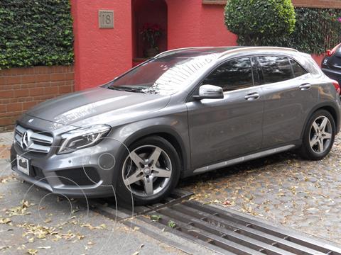 Mercedes Clase GLA 250 CGI Sport 4MATIC usado (2016) color Plata Iridio precio $369,000