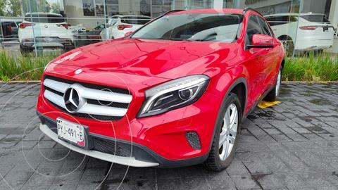 Mercedes Clase GLA 180 CGI usado (2017) color Rojo precio $369,000