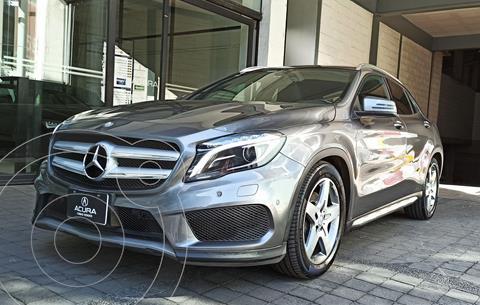 Mercedes Clase GLA 250 Sport 4MATIC usado (2014) color Gris precio $289,000