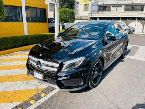 Mercedes Clase GLA 250 CGI Sport Con Techo Aut usado (2015) color Negro precio $319,900
