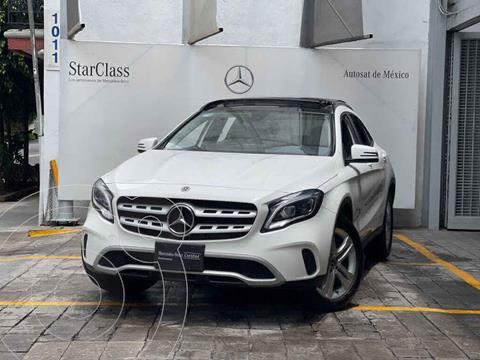 Mercedes Clase GLA 200 CGI usado (2019) color Blanco precio $547,000