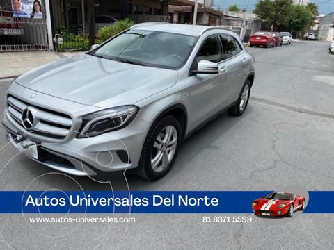 Mercedes Clase GLA 200 CGI Sport Aut usado (2017) color Plata precio $395,000