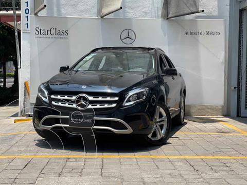 Mercedes Clase GLA 200 CGI Sport Aut usado (2018) color Negro precio $455,000