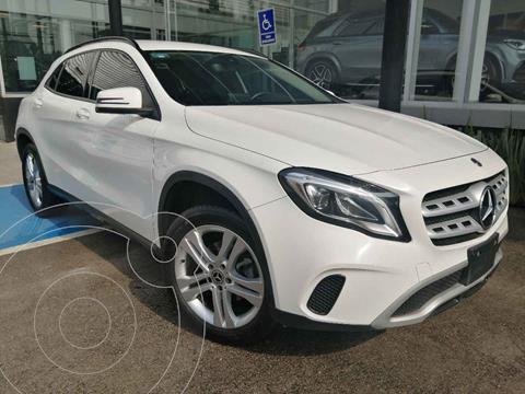 Mercedes Clase GLA 200 CGI usado (2020) color Blanco precio $535,000