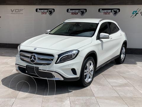 Mercedes Clase GLA 200 Sport Aut usado (2017) color Blanco precio $365,000