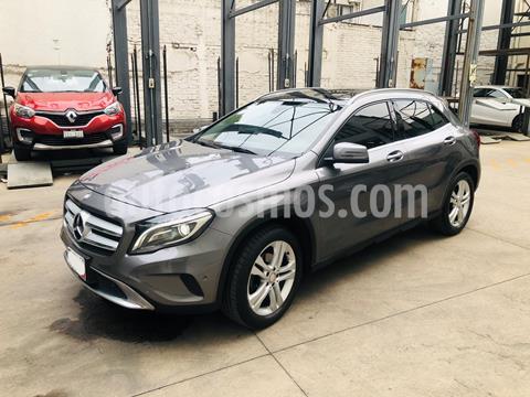 Mercedes Clase GLA 200 CGI Sport Aut usado (2017) color Gris precio $380,000