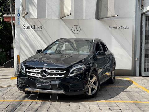 Mercedes Clase GLA 250 CGI Sport Aut usado (2020) color Negro precio $645,000