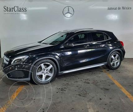 Mercedes Clase GLA 250 CGI Sport Aut usado (2017) color Negro precio $409,900