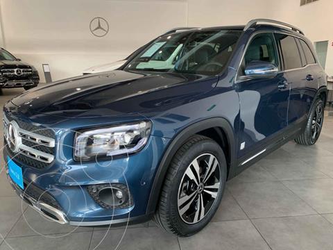 Mercedes Clase GLB Version usado (2021) color Azul precio $960,000
