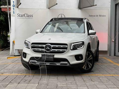 Mercedes Clase GLB 250 Progressive 4MATIC usado (2020) color Blanco precio $870,000