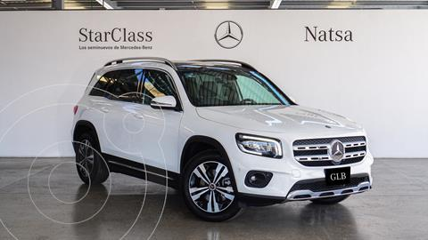 Mercedes Clase GLB 250 Progressive 4MATIC usado (2020) color Blanco precio $875,620