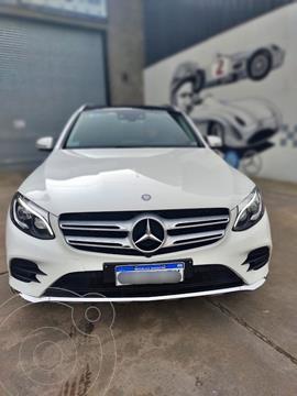 Mercedes Clase GLC 300 4Matic AMG-Line usado (2017) color Blanco Polar precio u$s62.000