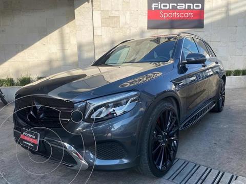 Mercedes Clase GLC 300 4MATIC Sport usado (2016) color Gris precio $420,000