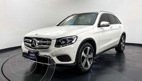 Mercedes Clase GLC 300 Off Road usado (2018) color Blanco precio $552,999