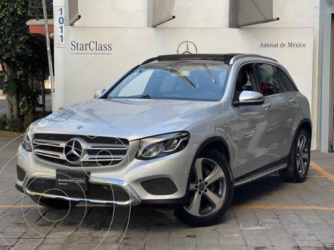 Mercedes Clase GLC 300 Off Road usado (2019) color Plata precio $730,000