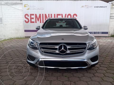 Mercedes Clase GLC 300 Sport usado (2018) color Plata Dorado precio $586,000