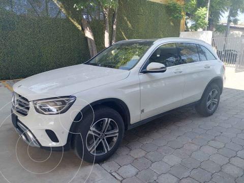 Mercedes Clase GLC 300 4MATIC Comfort usado (2021) color Blanco precio $960,000