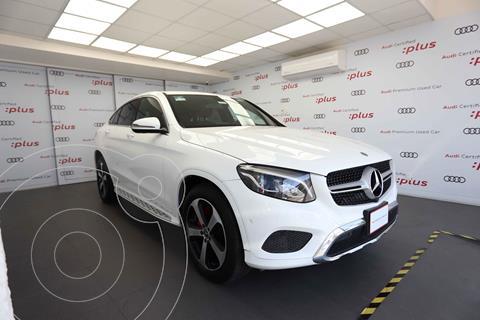 Mercedes Clase GLC Coupe 300 Avantgarde usado (2019) color Blanco precio $765,000
