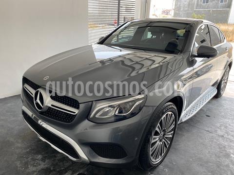 Mercedes Clase GLC 300 4MATIC Avantgarde Coupe usado (2019) color Gris precio $710,000
