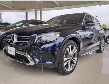 Mercedes Clase GLC 300 Off Road usado (2018) color Azul precio $675,000