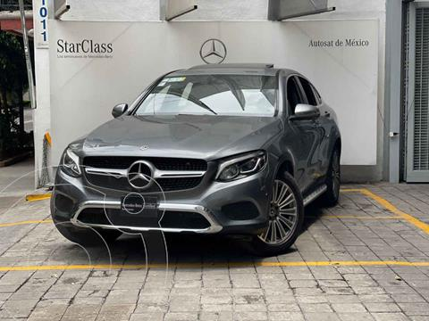 Mercedes Clase GLC Coupe 250 Sport usado (2018) color Gris precio $730,000