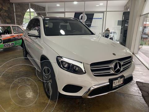 Mercedes Clase GLC Coupe 300 Sport usado (2019) color Blanco precio $785,000
