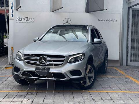Mercedes Clase GLC 300 Off Road usado (2019) color Gris precio $750,000