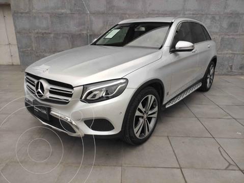 Mercedes Clase GLC 300 Sport usado (2016) color Plata precio $495,000