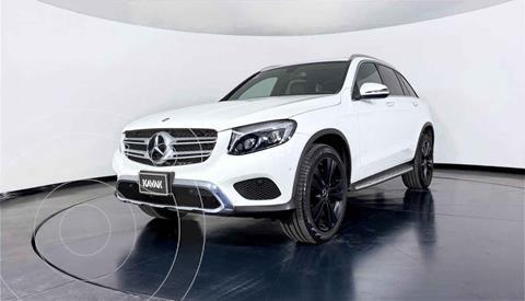 Mercedes Clase GLC 300 Sport usado (2019) color Blanco precio $809,999
