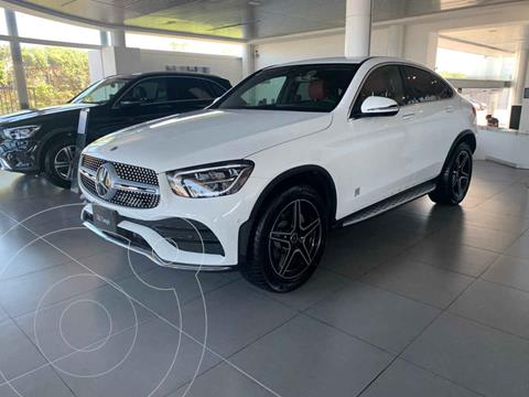Mercedes Clase GLC 300 4MATIC Coupe usado (2021) color Blanco precio $1,239,900