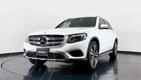 Mercedes Clase GLC 300 Sport usado (2017) color Blanco precio $562,999