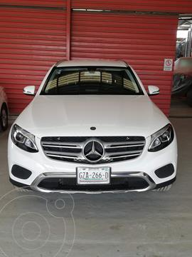 Mercedes Clase GLC 300 4MATIC Off Road usado (2018) color Blanco precio $625,000
