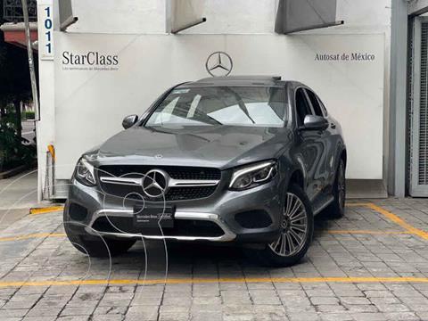 Mercedes Clase GLC Coupe 350e Plug-in Hybrid usado (2019) color Gris precio $930,000