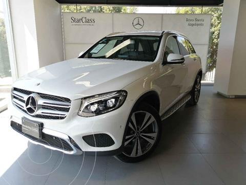 Mercedes Clase GLC 300 Sport usado (2019) color Blanco precio $730,000