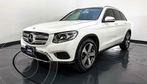 Mercedes Clase GLC 300 Off Road usado (2016) color Blanco precio $467,999