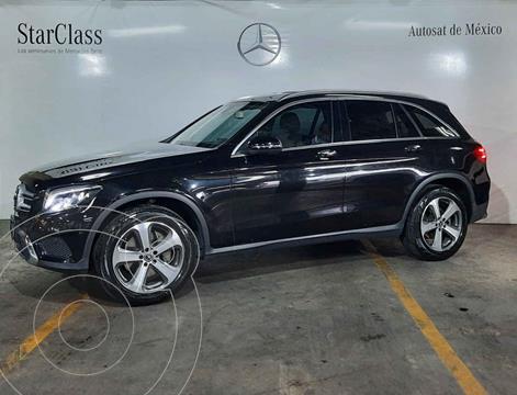 Mercedes Clase GLC 300 Off Road usado (2019) color Negro precio $687,900