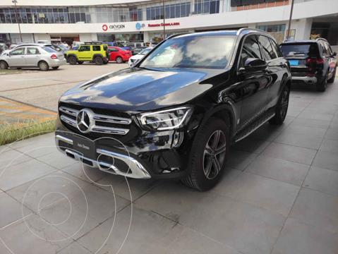 Mercedes Clase GLC 300 4MATIC Comfort usado (2021) color Negro precio $999,900