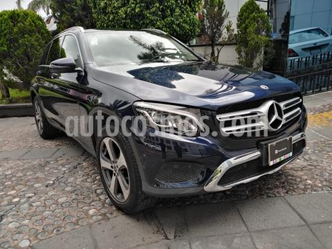 Mercedes Clase GLC 300 4MATIC Off Road usado (2019) color Azul precio $625,000