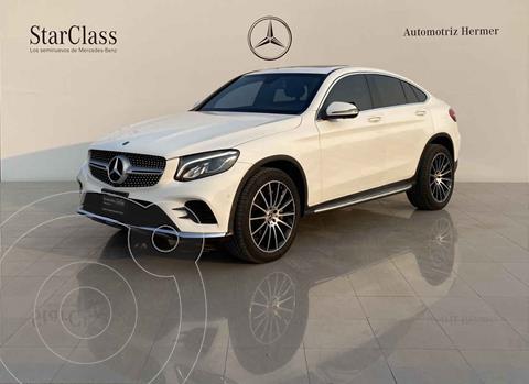 Mercedes Clase GLC Coupe 300 Sport usado (2019) color Blanco precio $1,599,900