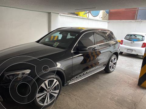 Mercedes Clase GLC 300 4MATIC Sport usado (2019) color Negro precio $715,000