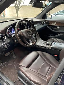 Mercedes Clase GLC Coupe 250 Sport usado (2016) color Azul precio $161,000