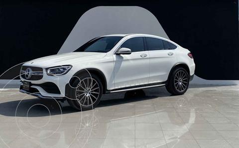 Mercedes Clase GLC Coupe 300 Sport usado (2020) color Blanco precio $999,900